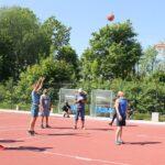 Sporto ir žaidimų šventėje Pociūnėliuose